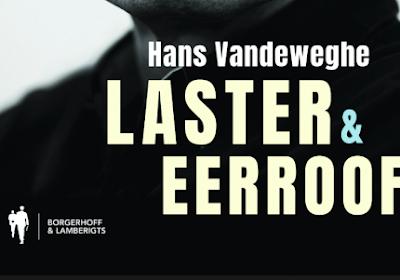 WIN een exemplaar van het boek 'Laster en eerroof' van sportjournalist en auteur Hans Vandeweghe
