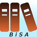 BiSA(ビーサ)見積書・請求書作成アプリ 作成した書類をメール送信 icon