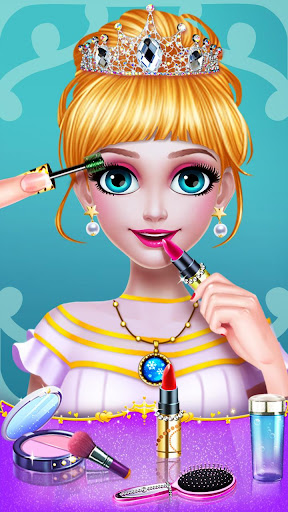 ud83dudc67ud83dudc84Alice Makeup Salon - Wonderland Fashion War  screenshots 20