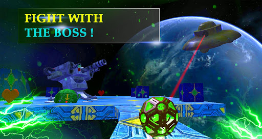 Ball 3D : Conquest of Space - Full Free 2.4 androidappsheaven.com 2
