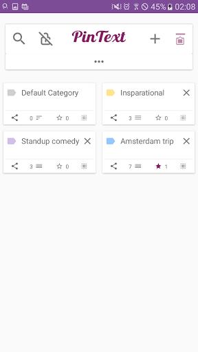 Pintext - Save links, Save images, Save anything. screenshot 1