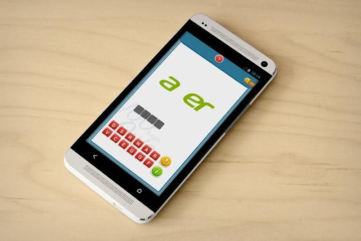 android LOGO QUIZ MAGIC V2 Screenshot 1