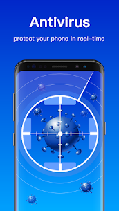 Clean Master Mod Apk of Cleaner, Antivirus 2