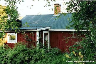 Photo: Västra Gården, drängstugan