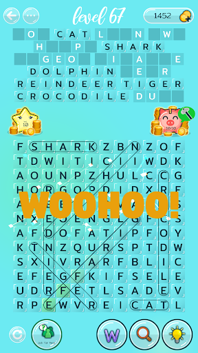 Word Search Puzzles - Free and Fun Brain Training android2mod screenshots 6