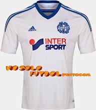 Photo: Olympique de Marsella 1ª * Camiseta Manga Corta