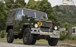 Land Rover Series Iii Lightweight Rent Košický kraj
