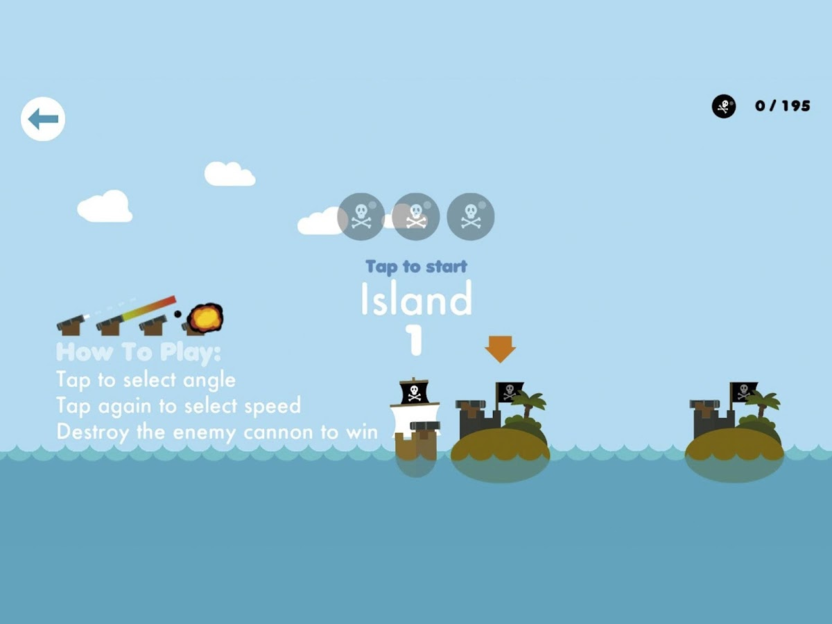 Tiny Pirates!- screenshot