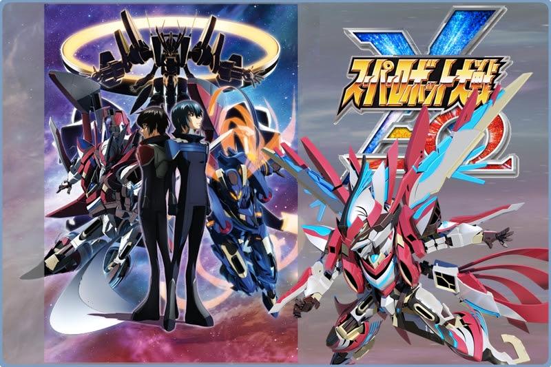 [SRW X-Ω] เปิดตัว Ginga Kikoutai Majestic Prince ภาคหนังโรง เข้าร่วมกับ SRW X-Ω!