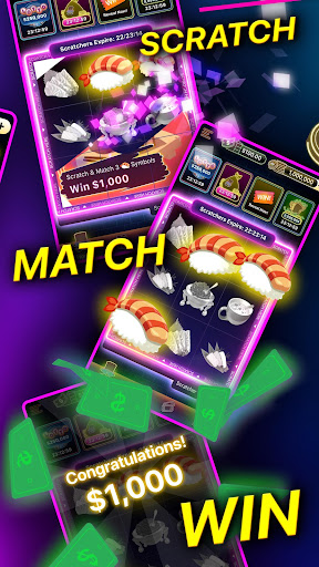 lucky night - free lottery games, real rewards screenshot 2