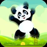 Bouncing Panda : Free Tap Game Icon