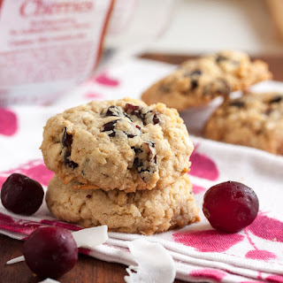 Cranberry Cherry Cookies Recipes