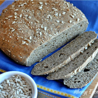 Gluten Free Country Seed Bread.