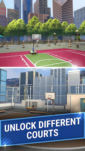 Shooting Hoops - 3 Point Basketball Games screenshot 9