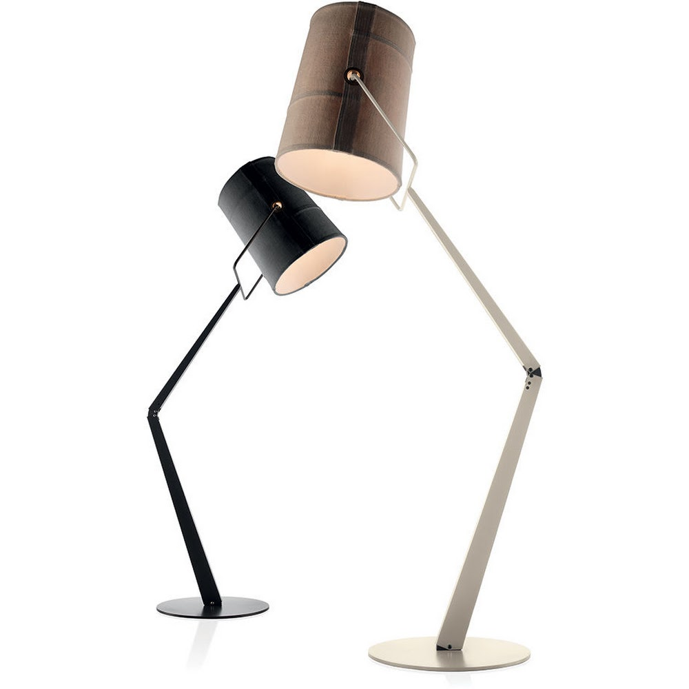 FORK FLOOR LAMP | DESIGNER REPRODUCTION