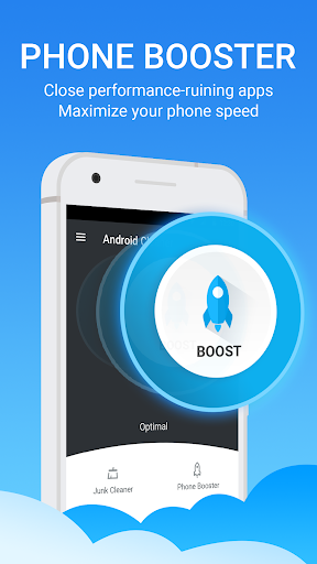 Android Cleaner - Boost Speed app (apk) free download for Android/PC/Windows screenshot