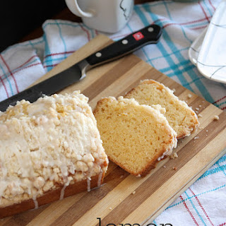 Lemon Crumb Loaf