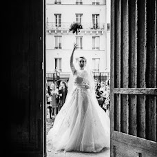 Wedding photographer Christophe Pasteur (pasteur). Photo of 04.02.2016