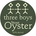 Three Boys Oyster Stout