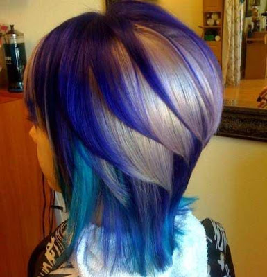 New Trend Hair colors Ideas - screenshot