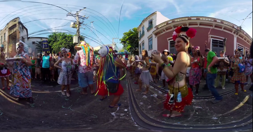 VR Rio - Beach & Carnival 360- screenshot