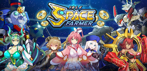 Idle Space Farmer – Waifu Manager Simulator Mod Apk 1.4.2