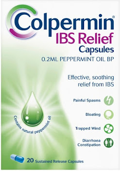 Colpermin IBS Relief Capsules - 20ct