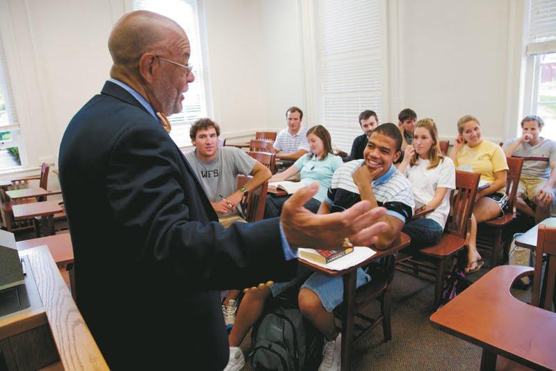 Photo: Washington and Lee University