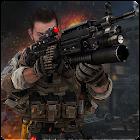 Modern Counter Shot 3D icon