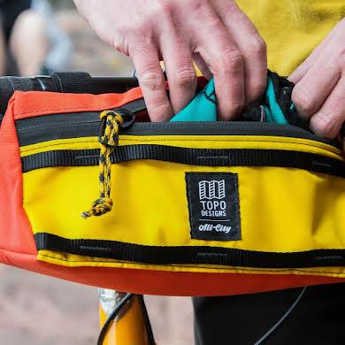 All-City Topo Designs Handlebar Bag alternate image 7