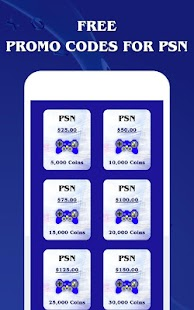 Free PSN Gift Cards Generator - Free PSN Gift Card - náhled