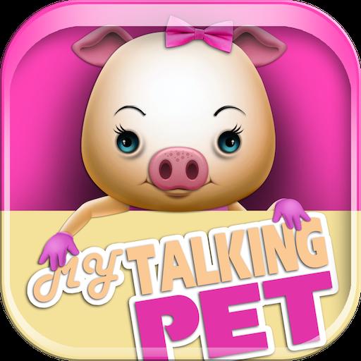 My Talking Pet 模擬 App LOGO-硬是要APP