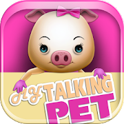 APK Game My Talking Pet for BB, BlackBerry