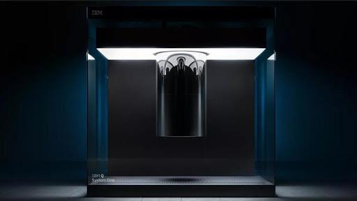 IBM Q System One.