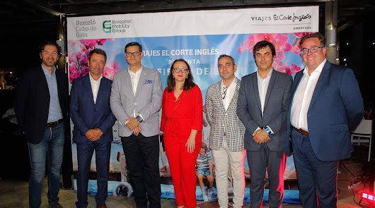 Viajes El Corte Inglés inaugura el verano con una fiesta de cine