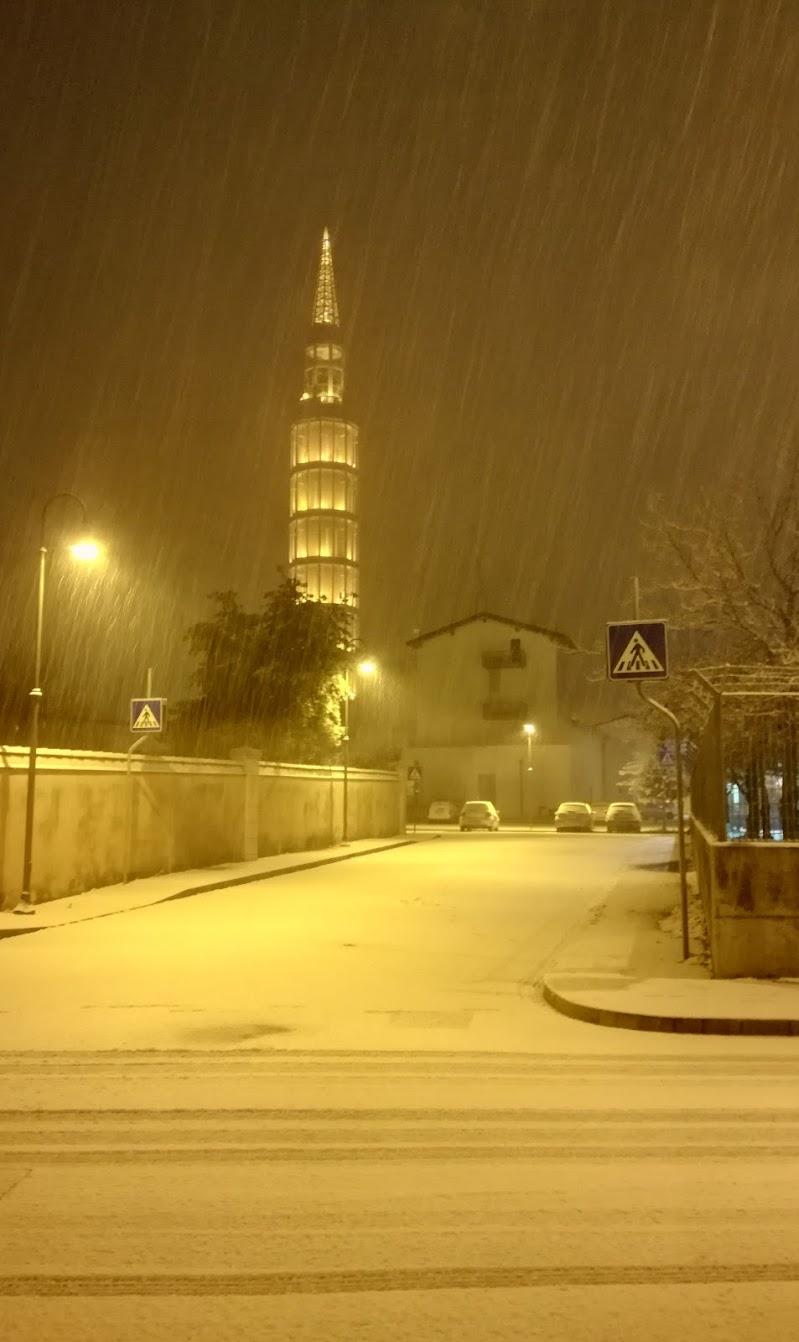 Snowfall by night di alessiag2473