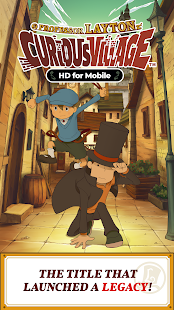 Layton: Curious Village in HD Screenshot