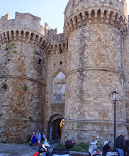 Photo: The main gate