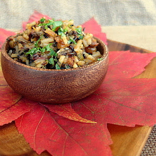 Wild Rice Stuffing Dried Fruit Recipes