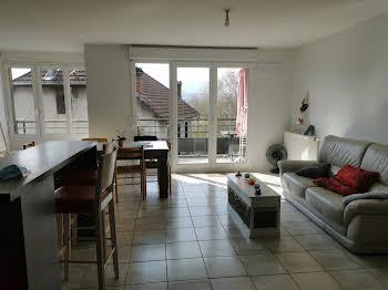 Appartement 3 pièces 71,75 m2