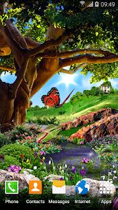 3D Butterfly Live Wallpaper 3