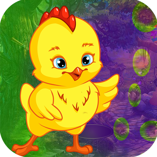 Best Escape Game 516 Baby Duck Rescue Game