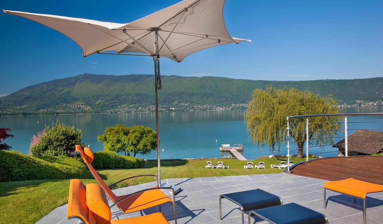Villa avec jardin et terrasse Annecy