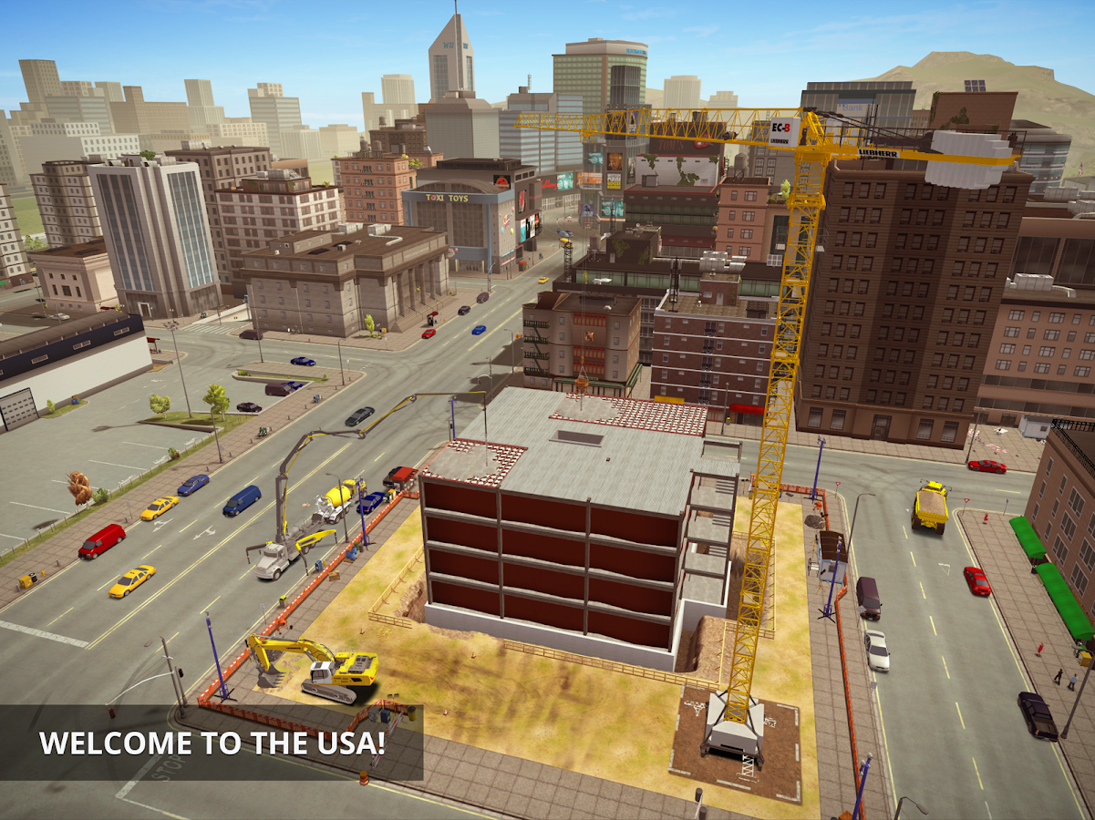 Construction Simulator 2- screenshot