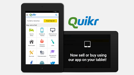 Quikr Free Local Classifieds 8.31 screenshot 189984