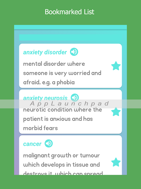 Medical Dictionary Offline medical dictionary app – (Android