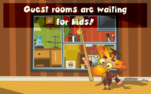 The Fixies Quest: Kids Riddles- screenshot thumbnail