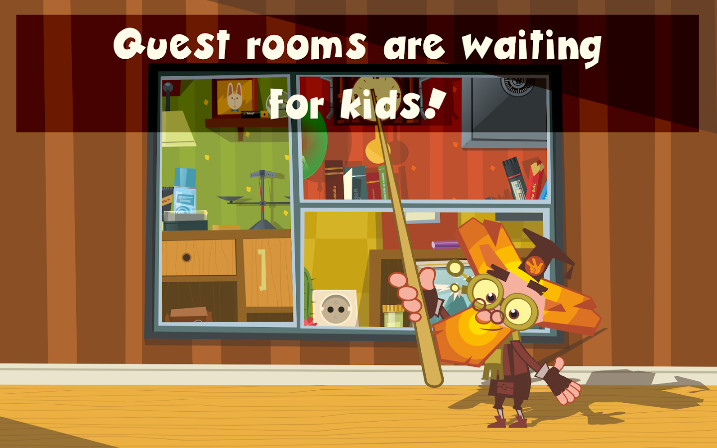 The Fixies Quest: Kids Riddles- screenshot