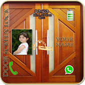 My Photo Screen Lock door