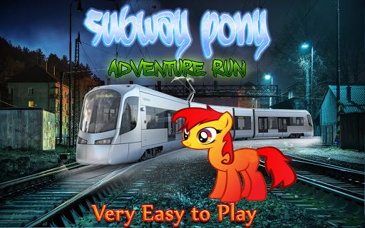 Subway Pony Run Adventure